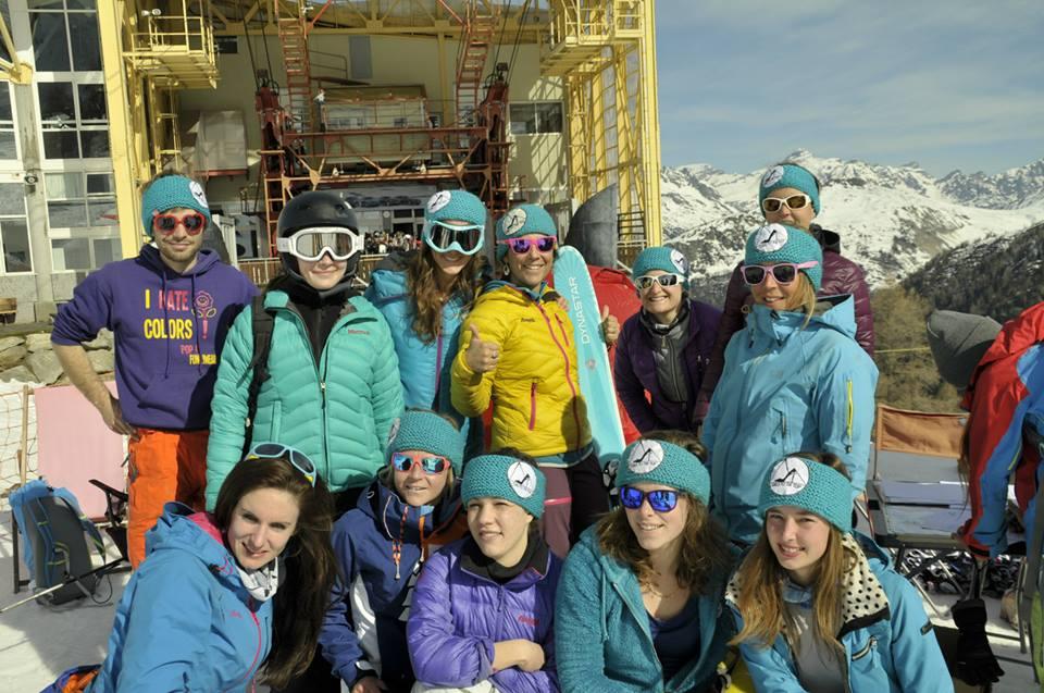 L'équipe et de nouvelles adhérentes étaient sur le pont toute la journée !